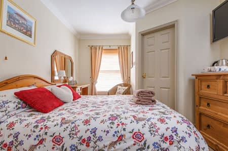 Front Double Ensuite at Alverstone B&B Sheringham