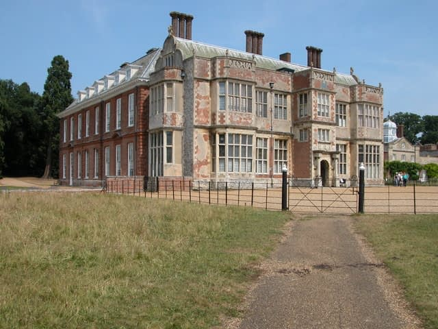 National Trust Felbrigg Hall