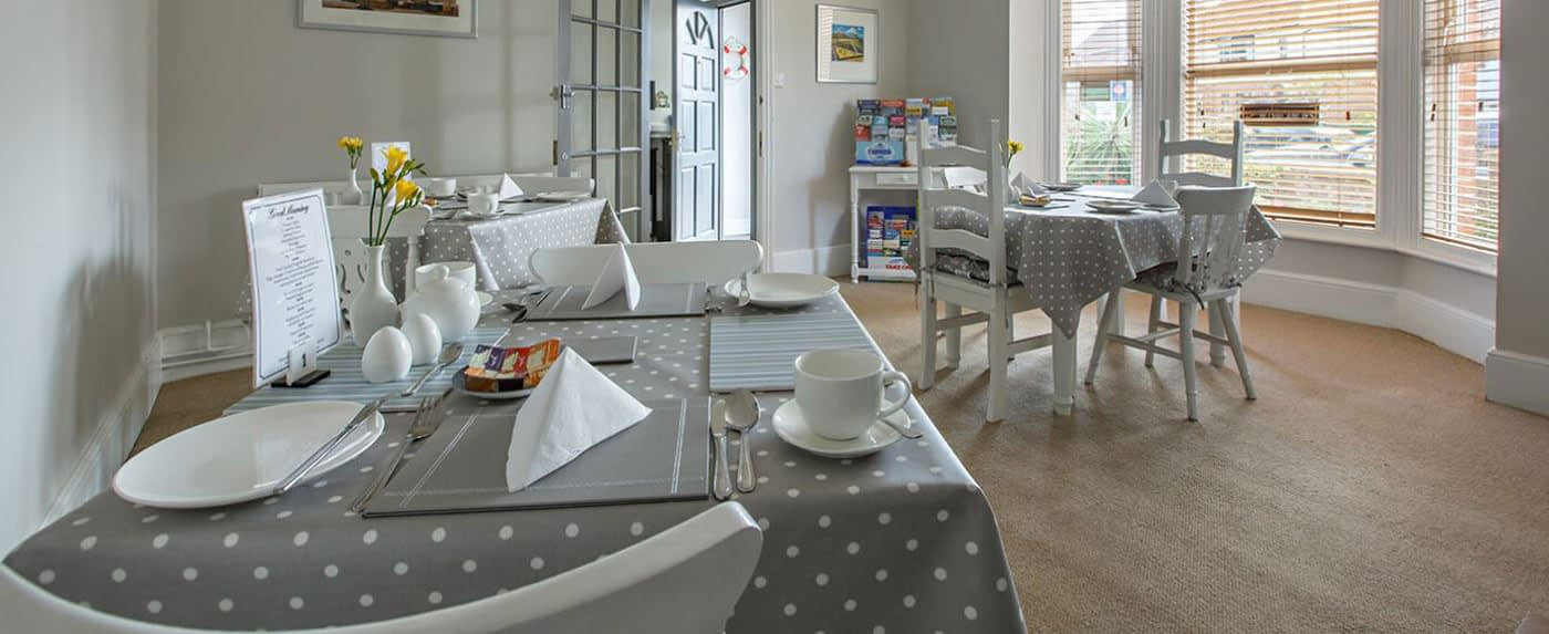 The Breakfast Room At Alverstone B&B in Sheringham
